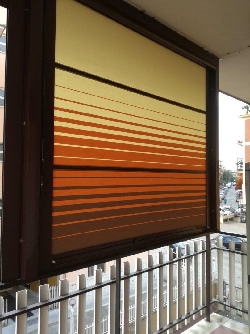 Tende da sole per balconi a roma eurotendesud 2000 srl for Tende da sole per balconi prezzi