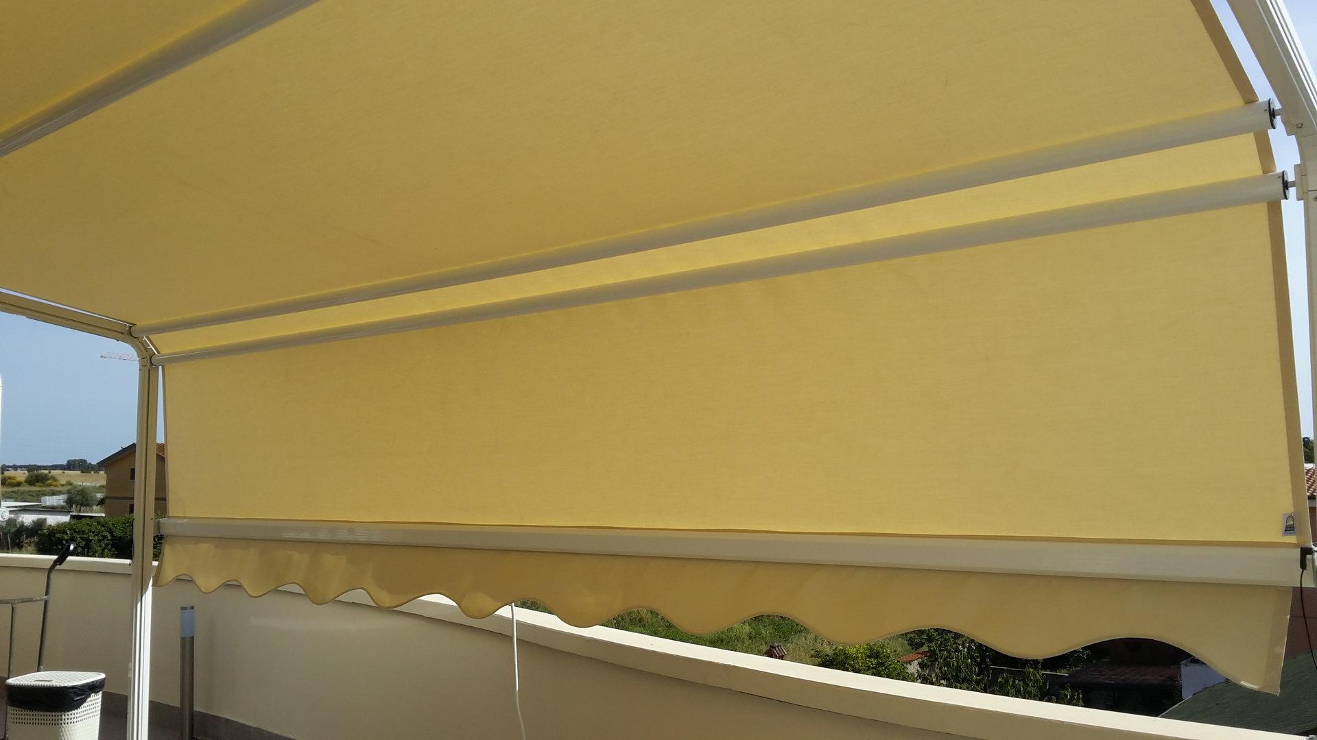 Awesome tende da sole per balconi with tende da sole per - Tende da sole per balconi ikea ...