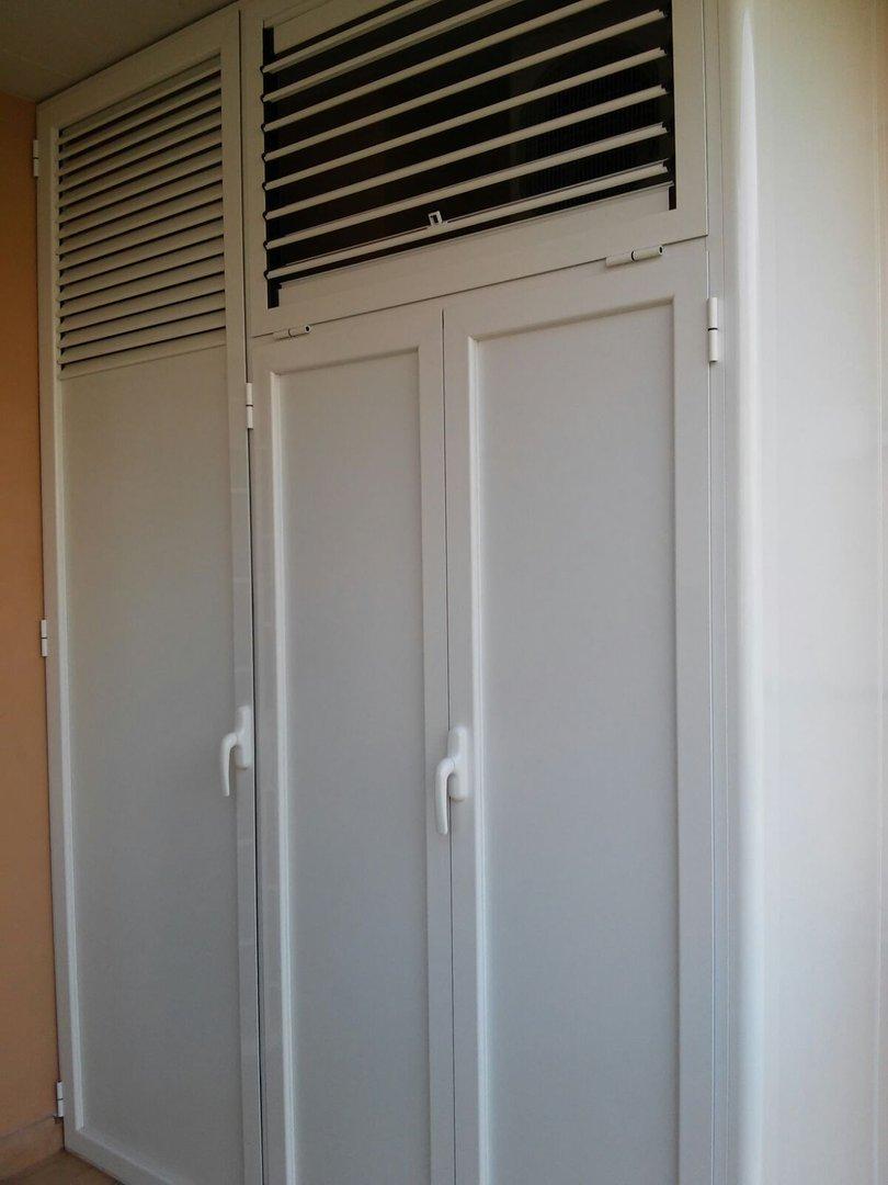 armadi in alluminio per esterni eurotendesud 2000 srl